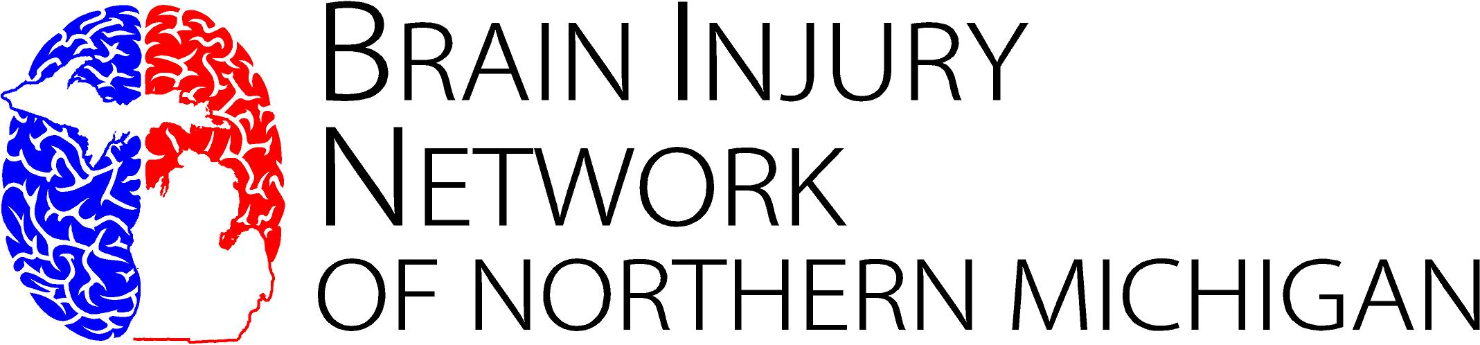 brain injury of northern michigan logo